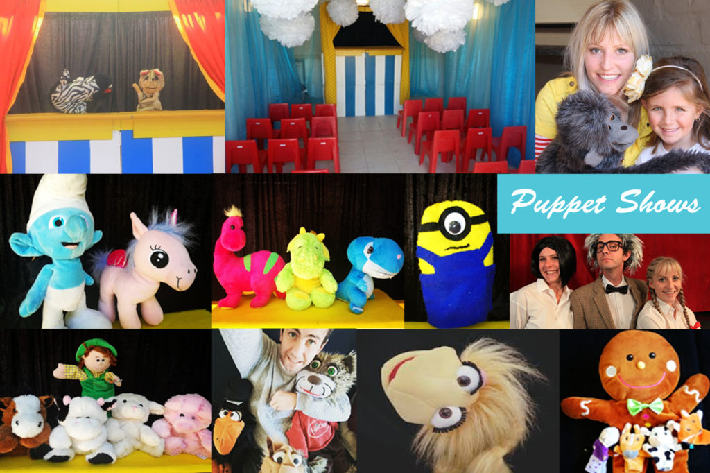 Puppet Shows Cape Town