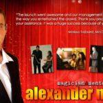 Magician Alex